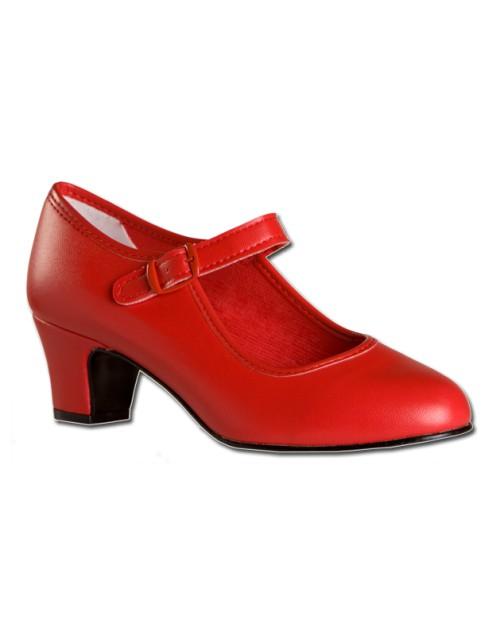 Tacones Rojos Señora